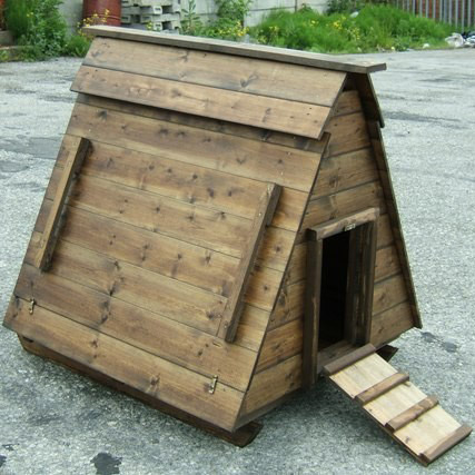 Handcrafted British Duck Arks