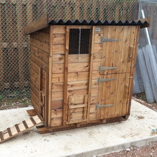 Quality Wooden Duck Houses for Sale UK