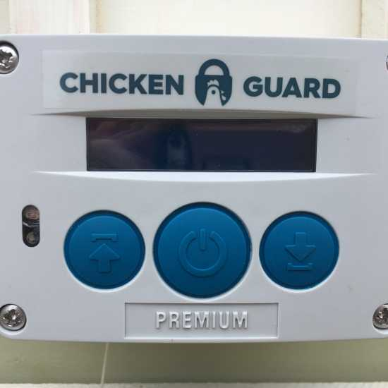 Chicken Door Openers