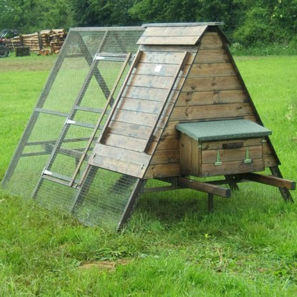 Wooden Poultry Houses and Handmade Chicken Coops for Sale UK