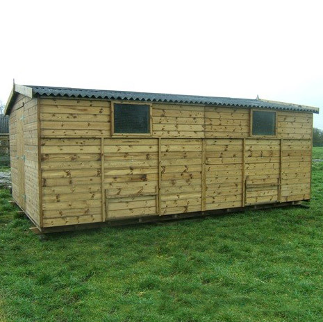 Duck Sheds