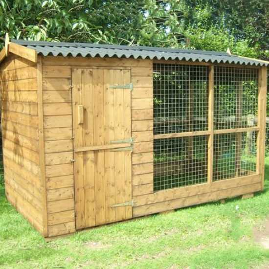 The Lordsley Dog Kennel & Run