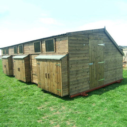Large Free Range Chicken House