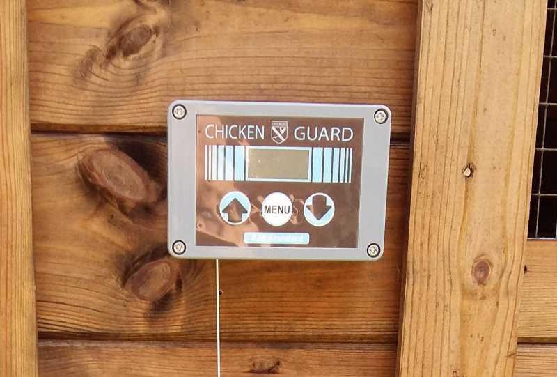 Chicken Door Amp Cheap Automatic Chicken Door Opener