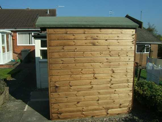 Garden Sheds 6 X 2 6' x 4' apex garden shed - smiths sectional buildings