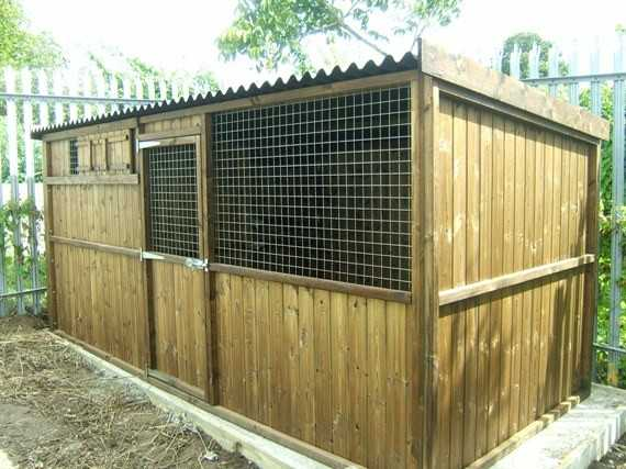 Single Goat House A Smiths Sectional Buildings