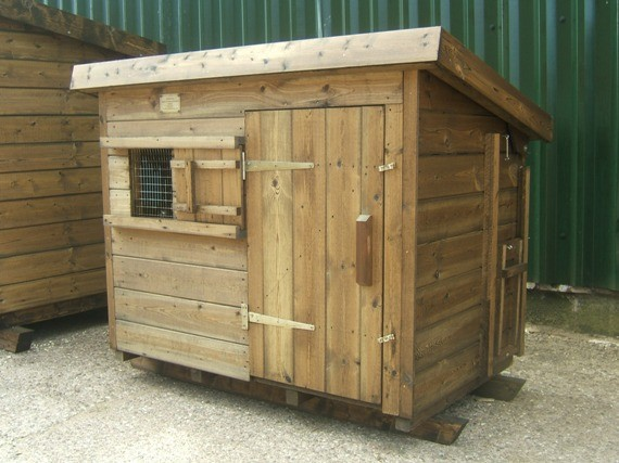The copse smiths sectional buildings for Build your own duck house