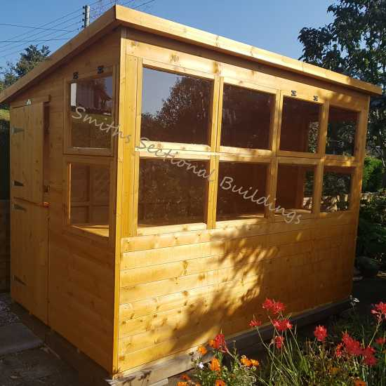 10' x 6' Potting Shed