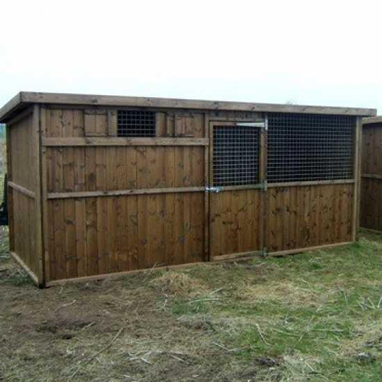 Single Goat House B