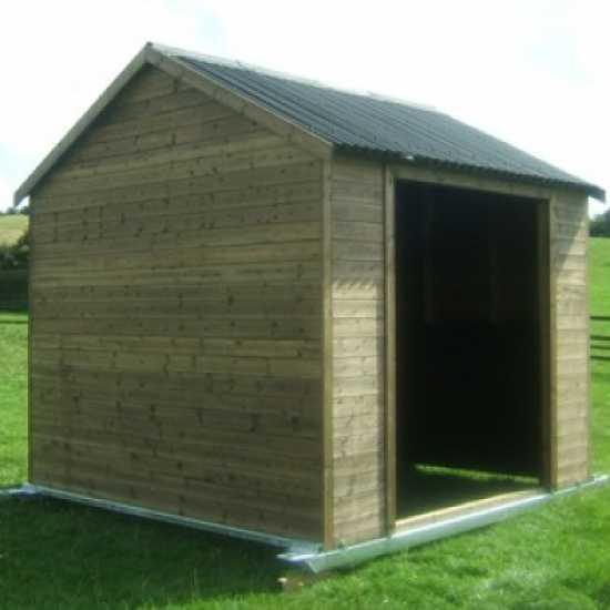 10 x 10 Horse Shelter