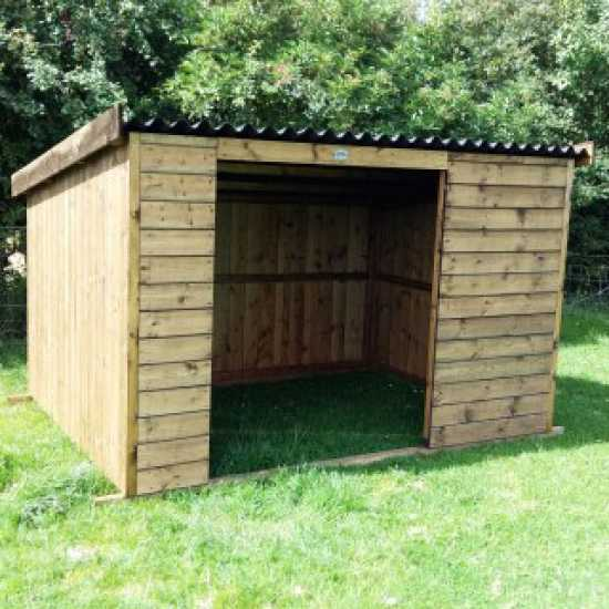 8 x 6 Sheep Shelter